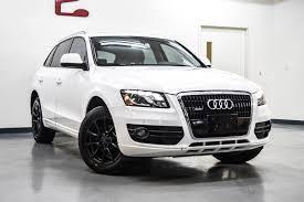 Audi Q5 White - 2009 audi q5 premium plus stock 026232 for sale near marietta