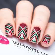 whats up nails art deco stencils u2013 daily charme