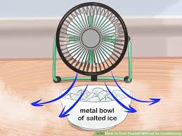 How To Cool Upstairs Bedrooms 3 Ways To Cool Yourself Without Air Conditioning Wikihow