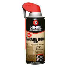 Professional Overhead Door by Shop 3 In One 11 Oz 3 In One Garage Door Lubricant At Lowes Com
