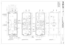 row home floor plans 100 row home plans modern row house design planning houses