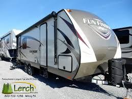 Fun Finder Rv Floor Plans New 2017 Fun Finder Extreme Lite 24rk Ultra Lite Travel Trailer Rv