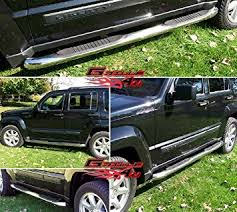 Jeep Liberty Tonneau Cover Aps Nb J3219s Mirror Polished Nerf Bar Bolt For