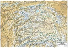 Tajikistan Map Maps Gallery