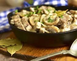 comment cuisiner des ris de veau recette fricassée de ris de veau et chignons des bois
