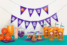 basketball party ideas basketball team party gift favor ideas from evermine