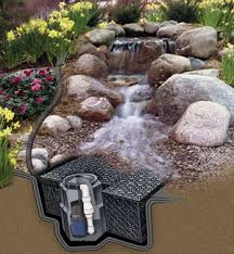 pondless waterfalls water feature supplies the pond guy