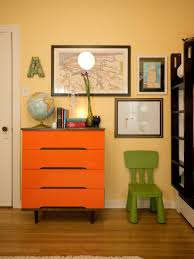 bedroom dressers nyc this shared kids bedroom features a secondhand midcentury modern