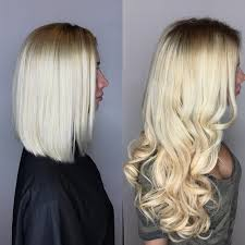 hair extensions for hair image result for hair extensions for volume bob before and after