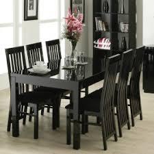 Best Dining Room Images On Pinterest Dining Room Design - Black wood dining room set