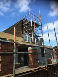 new side extension for home in ramsden heath essex