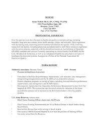 Resume Samples For Nurses Pdf by Resume Format Registered Nurses
