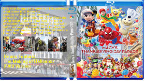 macy s thanksgiving day parade 2009 cover by mryoshi1996