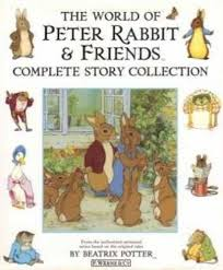 rabbit collection the world of rabbit friends complete story collection