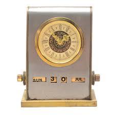 mechanical desk clock vintage mercedes mechanical desk clock ebth