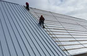 Metal Tile Roof Roofing Company T F Thompson Co