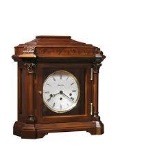 100 bulova table clocks wood frank lloyd wright coonley