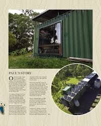 shipping container house blog press elegance