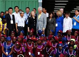 where does hillary clinton live the truth about the clintons and haiti