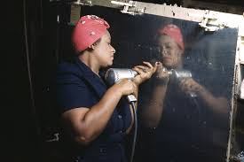 working at spirit halloween why you keep reading obituaries for rosie the riveter vanity fair
