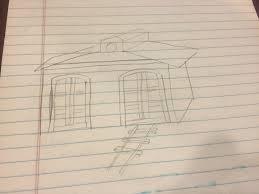 Railroad House Plans Engine House Design Ironhorse Railroad