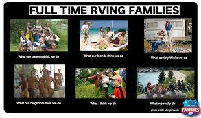 fulltime living in an rv fulltime families