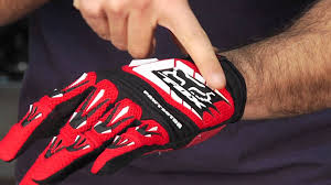 fox motocross gloves fox racing pawtector gloves review at revzilla com youtube