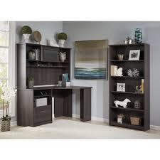 Corner Computer Desk With Bookcase Desk Bookcase Combo Wayfair