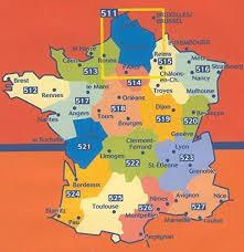 map of rouen michelin map no 514 ile de rouen orleans and
