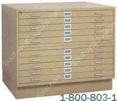 Flat File Cabinet Rolled Blueprint Storage Shelving Flat File Cabinets Plan