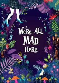 25 alice wonderland illustrations ideas