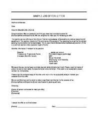 job offer clarification and acknowledgement letter mafiadoc com