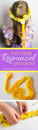 diy rapunzel braid sugar spice and glitter