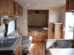2008 forest river wildwood 27rb wildwood travel trailer