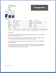 benefits of using a fax cover letter 94xrocks