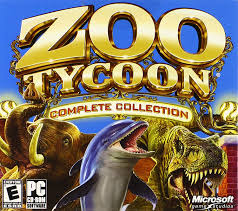Bored At Home Create Your Own Zoo Amazon Com Zoo Tycoon Complete Collection Pc Video Games