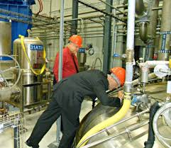 usda officials tour novozymes u0027 enzyme facility in blair neb