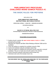 Challenge Procedure Fillable Challenge Word Search Puzzle 1 Fax Email Print