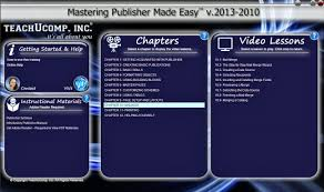 amazon com mastering microsoft publisher 2013 and 2010 made easy