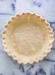 Blind Baking Frozen Pie Crust Foolproof All Butter Pie Crust Baker By Nature