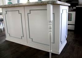 wainscoting kitchen island nifty thrifty momma my dream kitchen part 1 painting our island