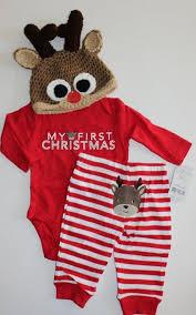 baby boys s rudolph pajamas sleepwear