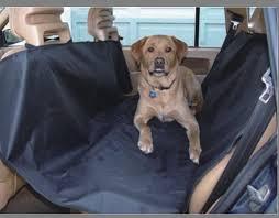 dog car rear back seat cover pet mat blanket hammock protector