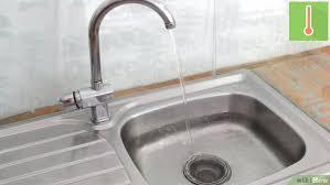lavabo cuisine bouché 3 ères de déboucher un évier de cuisine wikihow
