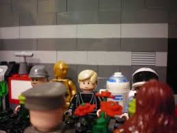 lego wars thanksgiving special