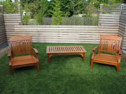 Patio Wooden Chairs Wood Patio Table Chairs Patio Furniture Conversation Sets