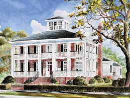 southern plantation house plans 93 best house plans images on country houses coastal