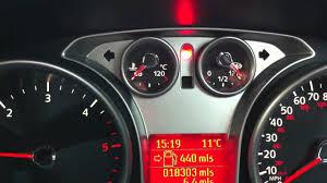 ford focus light on dashboard ford kuga dash light 2