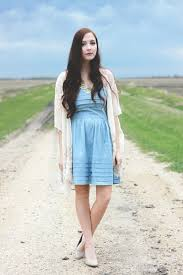 merrin u0026 gussy necklaces light blue bb dakota dresses off white