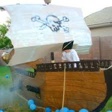 13 best cardboard pirate ship props ideas images on pinterest
